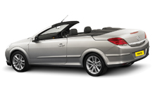 (Group I) Holden Astra Convertible