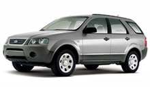 (Group J) Ford Territory AWD
